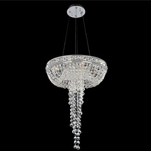 Allegri by Kalco Lighting Cascata 4-Light Chandelier