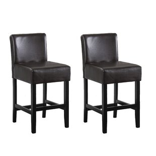 Deirdre 26 Bar Stool (Set of 2) Latitude Run