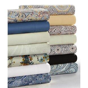 Marianna Deep Pocket 300 Thread Count 100% Cotton Sheet Set ByAstoria Grand