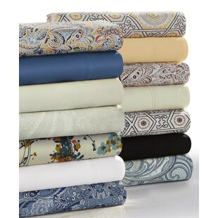 Wheatland Atlantis Deep Pocket 300 Thread Count 100% Cotton Sheet Set