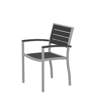 Euro Dining Arm Chair by POLYWOOD® #1