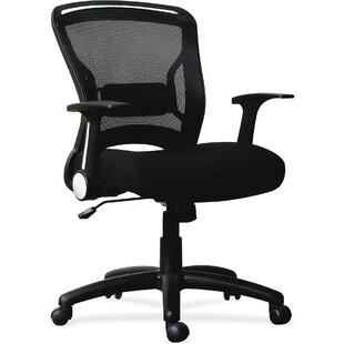 Flipper Arm Mesh Task Chair by Lorell Best