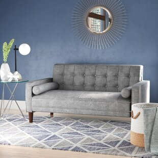 Isaac Standard Loveseat by Langley Street