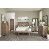 Gervasio Platform Configurable Bedroom Set by Bloomsbury Market