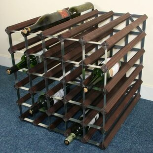 Double Depth 60 Bottle Wine Rack By Symple Stuff