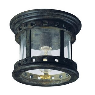 Billancourt Outdoor Flush Mount