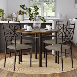 Toms 5 Piece Drop Leaf Dining Set