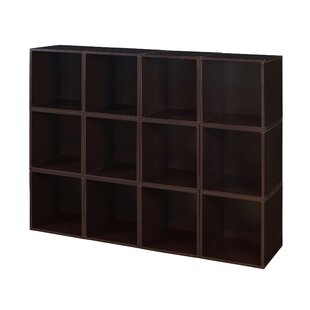 Castillo Cube Unit Bookcase (Set of 12)