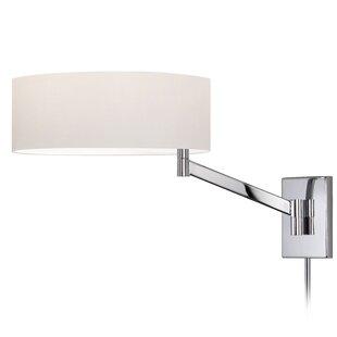 Find Perch Swing Arm Lamp By Sonneman