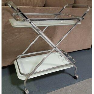Jeniffer Serving Cart By Ebern Designs