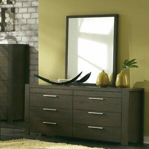 Sirena 8 Drawer Dresser wi..