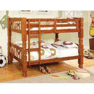 Price Check Delbarton Twin Bunk Bed by Harriet Bee Reviews (2019) & Buyer's Guide