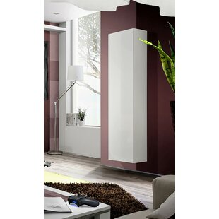 Kaira Wall Mounted Floating Standard Bookcase