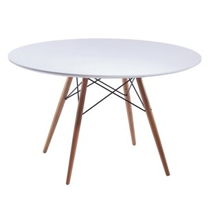 Compare prices Etherton Dining Table By Wrought Studio