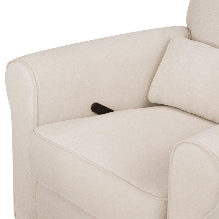 Enjoyable Ruby Reclining Glider Machost Co Dining Chair Design Ideas Machostcouk
