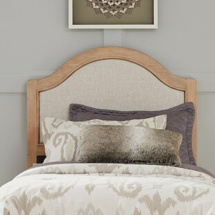 Romford Upholstered Panel Headboard by Three Posts Bargain