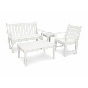 Vineyard 4 Piece Conversation Set