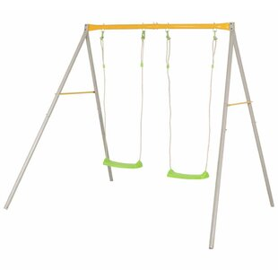 Trigano Duetto Swing Set By Freeport Park