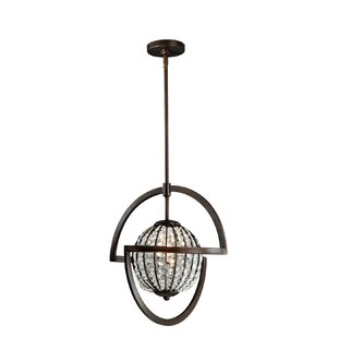 House of Hampton Mccumber 1-Light Geometric Pendant