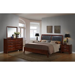 Alidge 4 Piece Bedroom Set