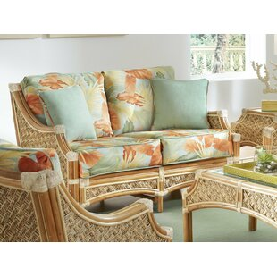 Schmitz Loveseat by Bay Isle Home