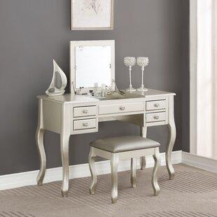 Andover Mills Gwendolyn Vanity Set