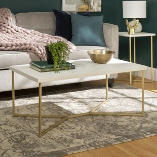 Seguin Coffee Table with Tray Top