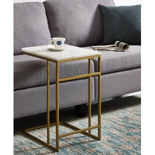 Comparison Chadwick Marble End Table By Mercer41