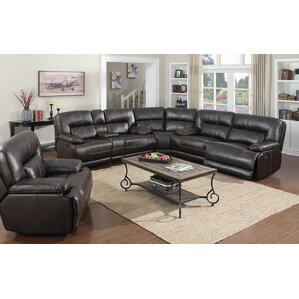 Tahoe Reclining Sectional by Avalon Furniture
