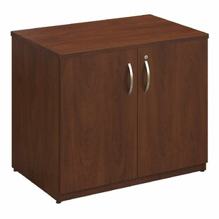 Series C Elite 2 Door Storage Cabinet by Bush Business Furniture 2019 Sale