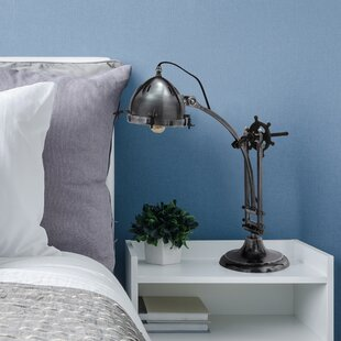 Macaire Executive 29 Arched Table Lamp