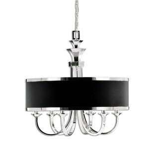 Brayden Studio Huenna 6-Light Chandelier