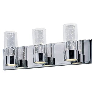 Orren Ellis Andi LED 3-Light V..