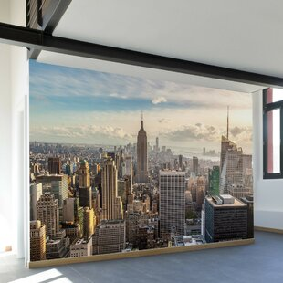 new york city wallpaper wayfair