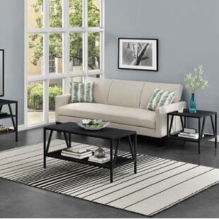 Novogratz Avondale 2 Piece Coffee Table Set