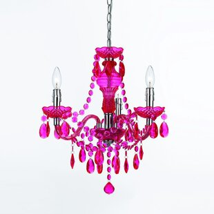 Creeves 3-Light Candle Style Chandelier