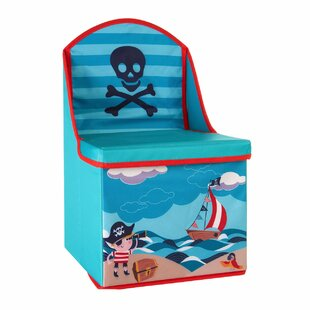 Pirate Design Children's Chair By Symple Stuff
