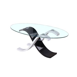 Contemporary Coffee Table by B..