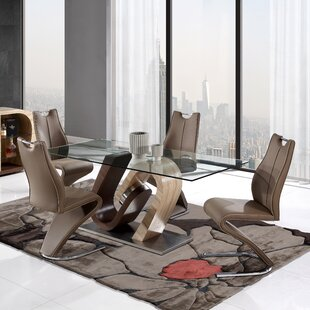 Wade Logan Gaston 5 Piece Dining Set