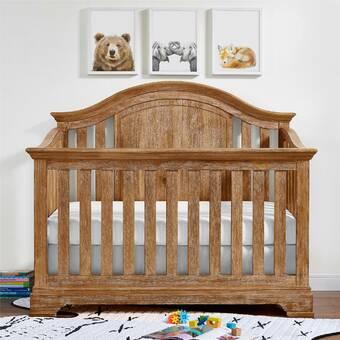 Bertini Pembrooke 5 In 1 Convertible Crib Reviews Wayfair