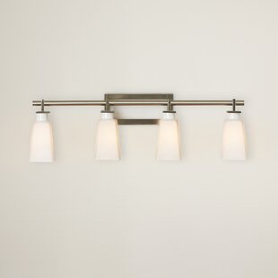 Check Prices Vargas 4-Light Vanity Light By Brayden Studio