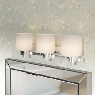 Reviews Northlake 3-Light Vanity Light By Three Posts