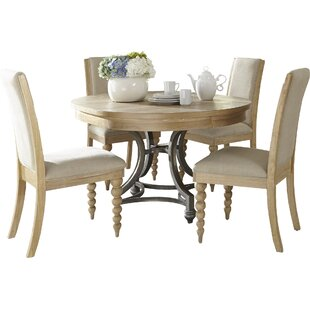 Lark Manor Bleau Extendable Dining Table