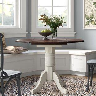 Lockwood Drop Leaf Solid Wood Dining Table