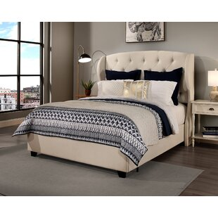 Sornson Upholstered Platform Bed by Darby Home Co