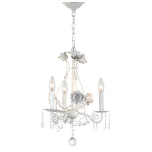 Atherton 3-Light Candle Style Chandelier