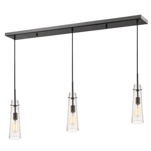 Ivy Bronx Gholson 3-Light Kitchen Island Pendant