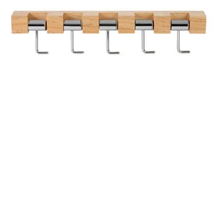 Vertical Wall Mounted Coat Rack By Symple Stuff