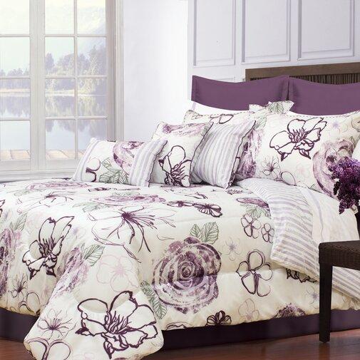 Bernard 7 Piece Comforter Set