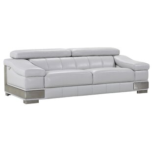 Hawkesbury Leather Sofa